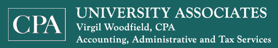 University Associates, Virgil Woodfield, CPA, Seattle WA